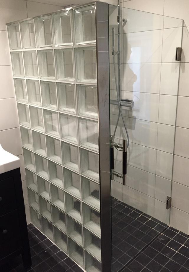 Dusch glasbetong - 640 x 920