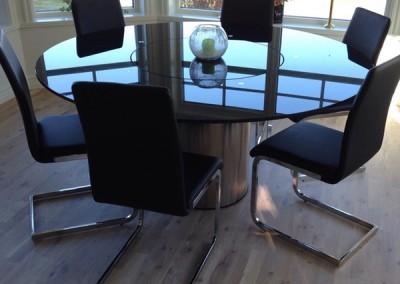Glasbord 3 - 600 x 600