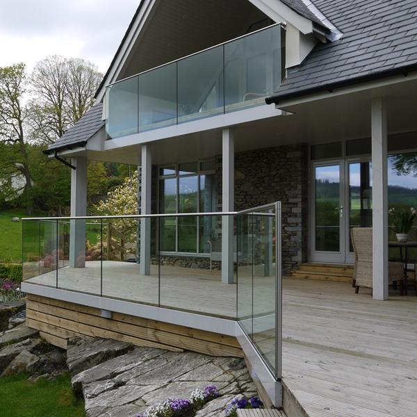 Veranda och balkong - 600 x 600